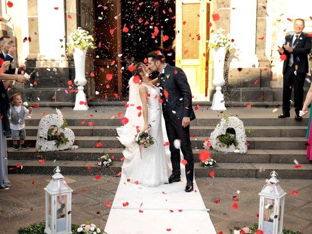 Il matrimonio di Anita e Seby a Catania, Catania 22