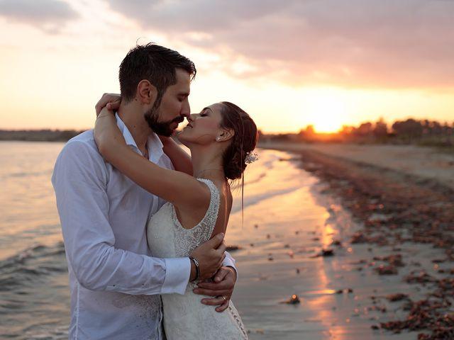 Le nozze di Seby e Anita