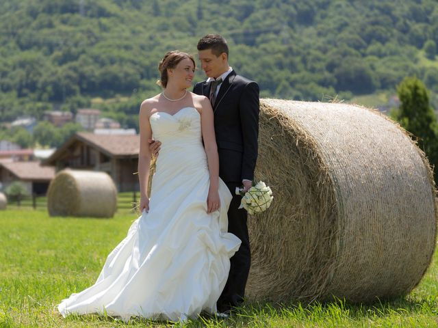Le nozze di Laura e Fabrizio