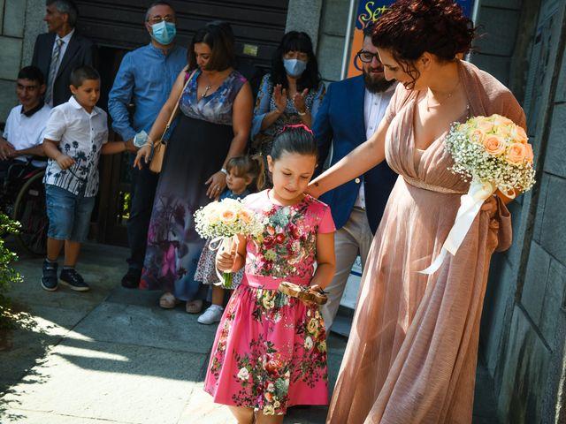 Il matrimonio di Luca e Virginia a Lu, Alessandria 14