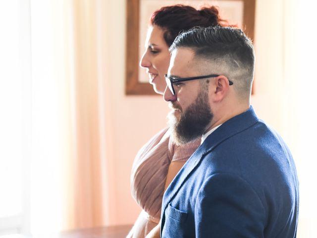 Il matrimonio di Luca e Virginia a Lu, Alessandria 17