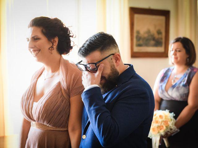 Il matrimonio di Luca e Virginia a Lu, Alessandria 18