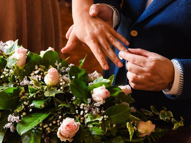 Il matrimonio di Luca e Virginia a Lu, Alessandria 19