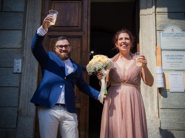 Il matrimonio di Luca e Virginia a Lu, Alessandria 27