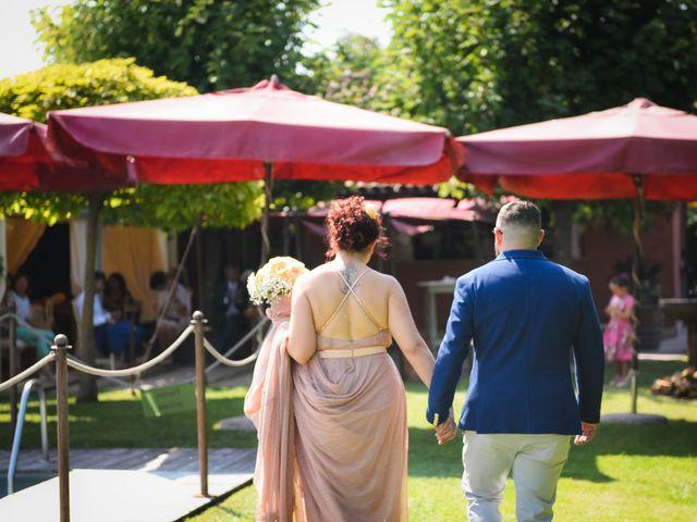 Il matrimonio di Luca e Virginia a Lu, Alessandria 31