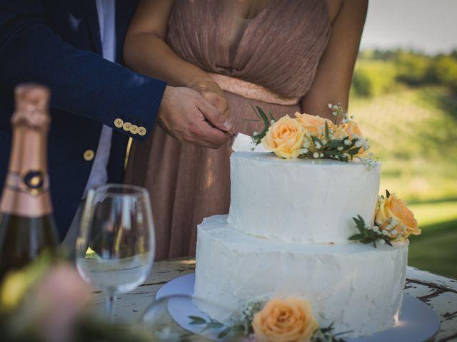 Il matrimonio di Luca e Virginia a Lu, Alessandria 37