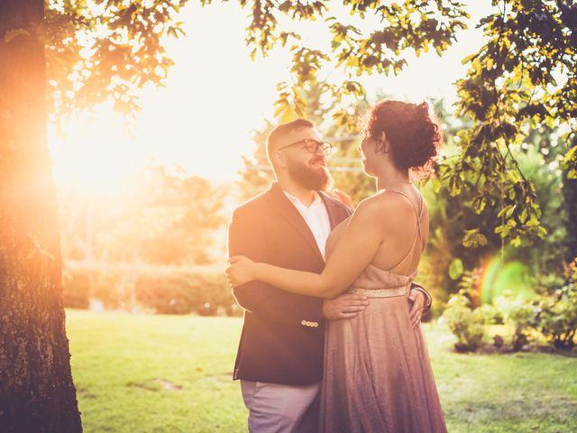 Il matrimonio di Luca e Virginia a Lu, Alessandria 41