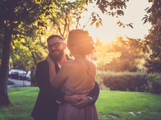 Il matrimonio di Luca e Virginia a Lu, Alessandria 1