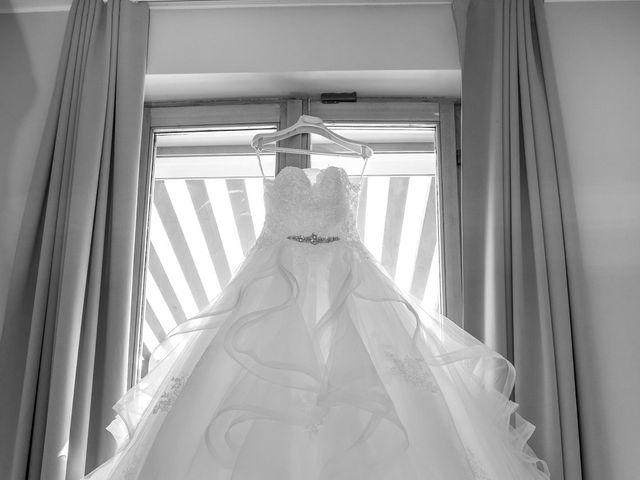 Il matrimonio di Angelo e Francesca a Ceriano Laghetto, Monza e Brianza 5
