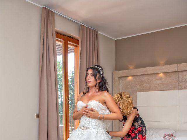 Il matrimonio di Angelo e Francesca a Ceriano Laghetto, Monza e Brianza 6