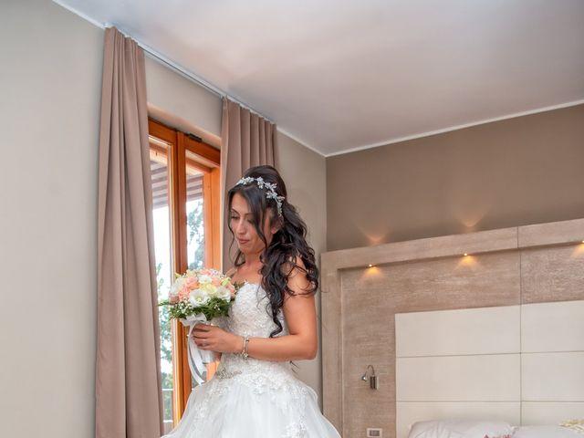 Il matrimonio di Angelo e Francesca a Ceriano Laghetto, Monza e Brianza 8