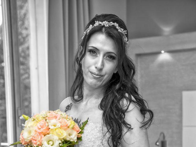 Il matrimonio di Angelo e Francesca a Ceriano Laghetto, Monza e Brianza 9