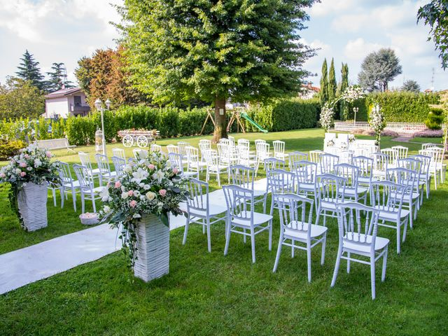 Il matrimonio di Angelo e Francesca a Ceriano Laghetto, Monza e Brianza 29