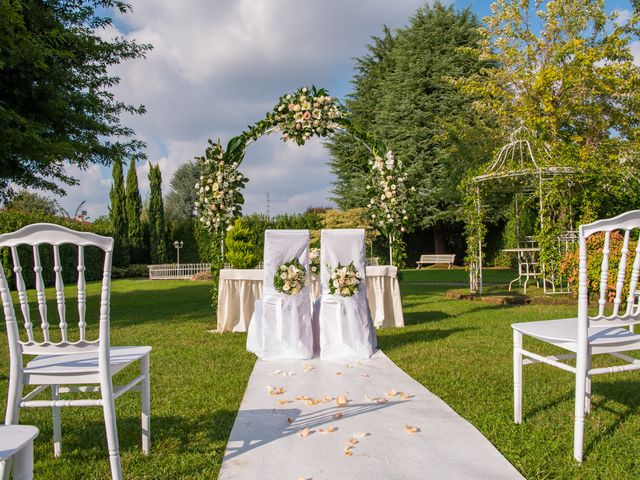 Il matrimonio di Angelo e Francesca a Ceriano Laghetto, Monza e Brianza 33