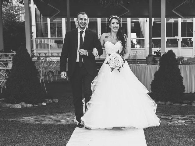 Il matrimonio di Angelo e Francesca a Ceriano Laghetto, Monza e Brianza 34