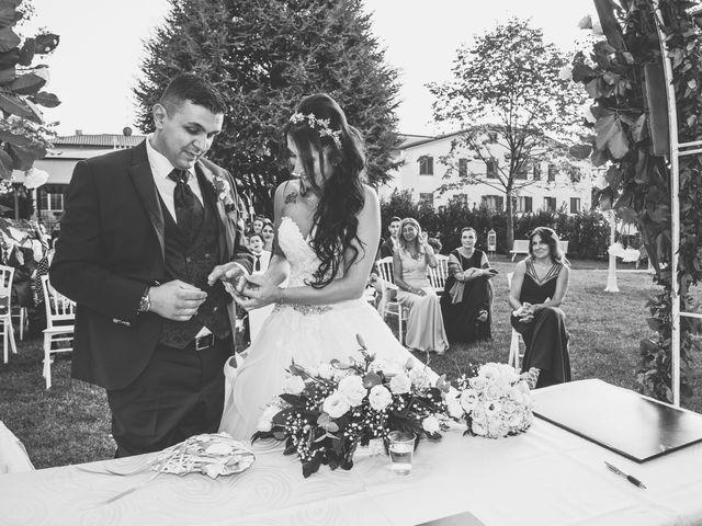 Il matrimonio di Angelo e Francesca a Ceriano Laghetto, Monza e Brianza 35