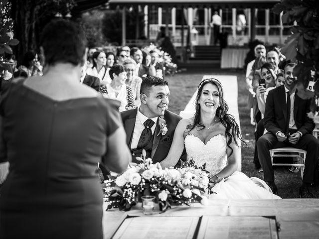 Il matrimonio di Angelo e Francesca a Ceriano Laghetto, Monza e Brianza 36