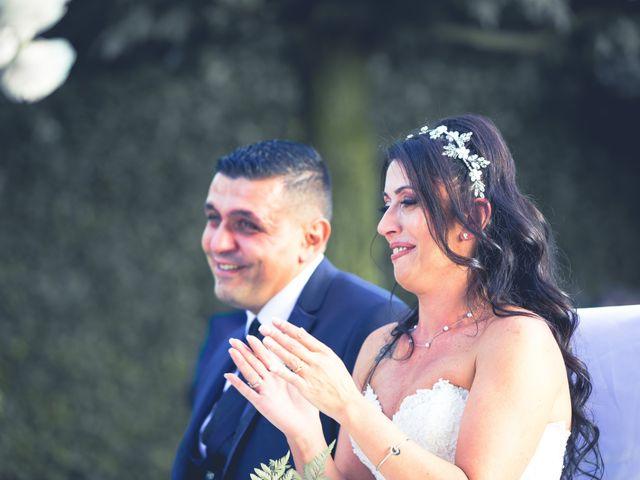 Il matrimonio di Angelo e Francesca a Ceriano Laghetto, Monza e Brianza 37