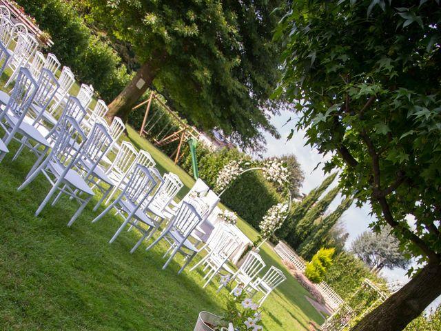 Il matrimonio di Angelo e Francesca a Ceriano Laghetto, Monza e Brianza 39