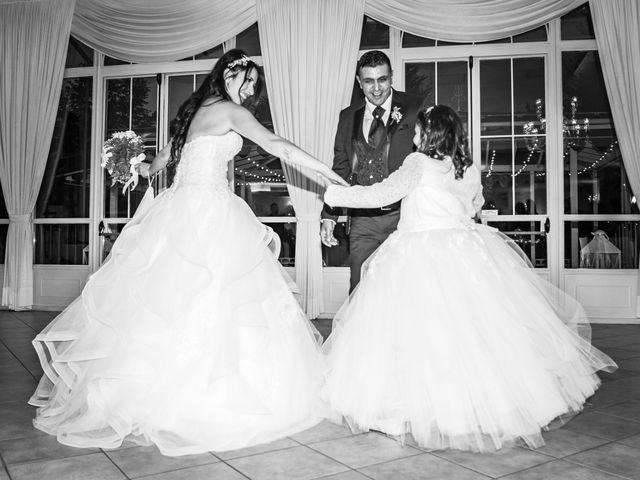 Il matrimonio di Angelo e Francesca a Ceriano Laghetto, Monza e Brianza 44