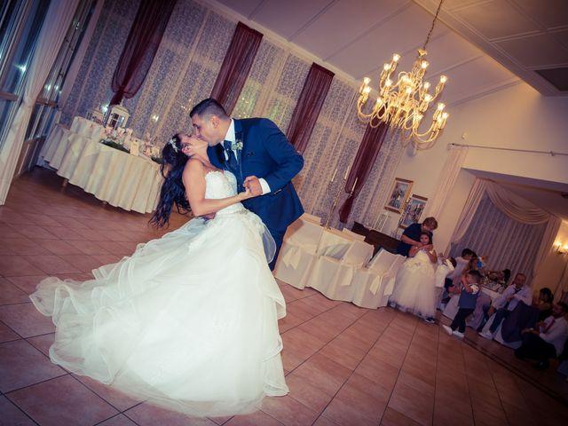 Il matrimonio di Angelo e Francesca a Ceriano Laghetto, Monza e Brianza 46