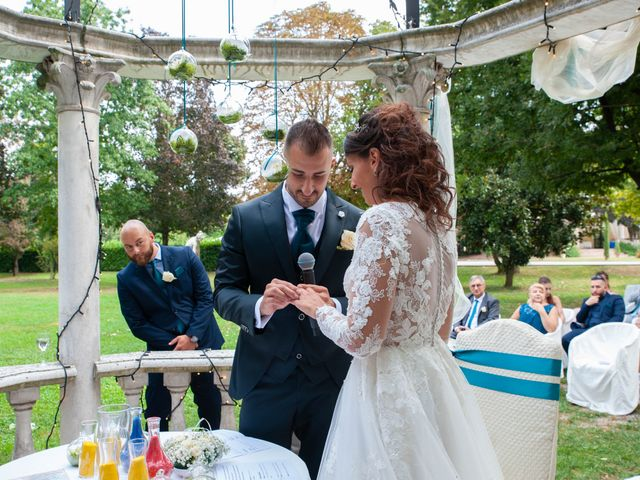 Il matrimonio di Ivan e Roberta  a Misano di Gera d'Adda, Bergamo 27