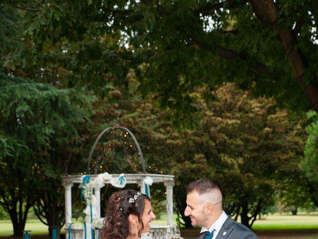 Il matrimonio di Ivan e Roberta  a Misano di Gera d'Adda, Bergamo 31