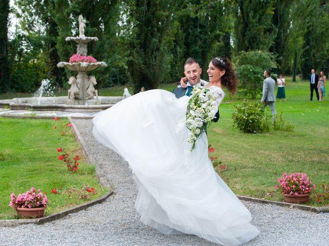 Il matrimonio di Ivan e Roberta  a Misano di Gera d'Adda, Bergamo 34