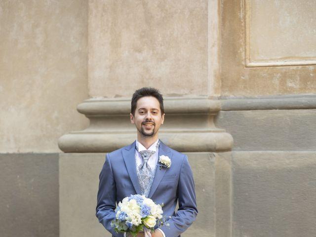 Il matrimonio di Ricccardo e Cristina a Almenno San Bartolomeo, Bergamo 6