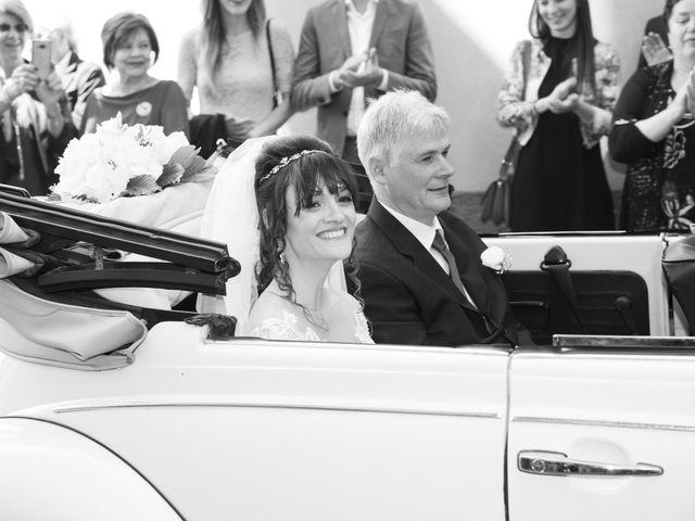 Il matrimonio di Ricccardo e Cristina a Almenno San Bartolomeo, Bergamo 7