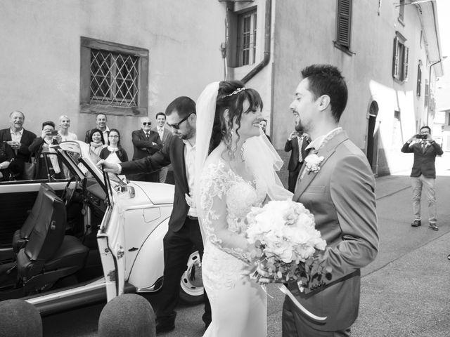 Il matrimonio di Ricccardo e Cristina a Almenno San Bartolomeo, Bergamo 8