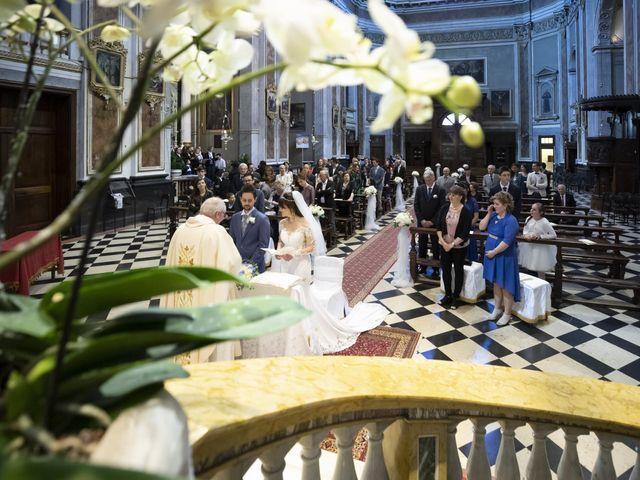 Il matrimonio di Ricccardo e Cristina a Almenno San Bartolomeo, Bergamo 9