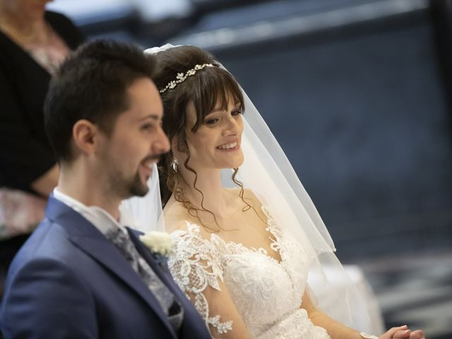 Il matrimonio di Ricccardo e Cristina a Almenno San Bartolomeo, Bergamo 10