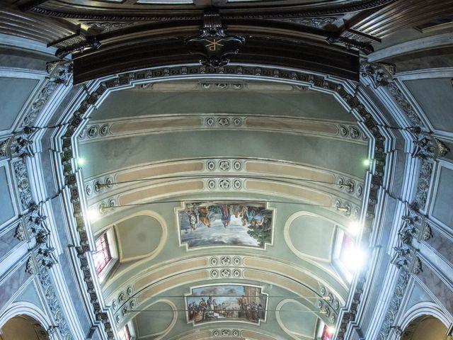 Il matrimonio di Ricccardo e Cristina a Almenno San Bartolomeo, Bergamo 11