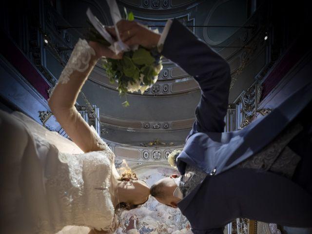 Il matrimonio di Ricccardo e Cristina a Almenno San Bartolomeo, Bergamo 12