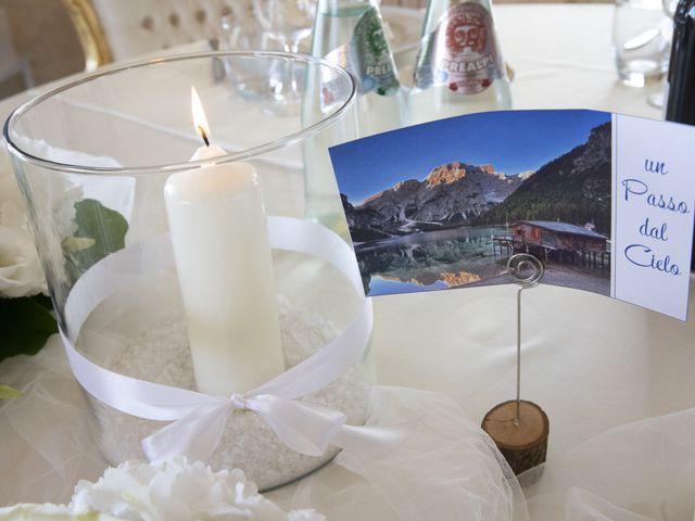 Il matrimonio di Ricccardo e Cristina a Almenno San Bartolomeo, Bergamo 14