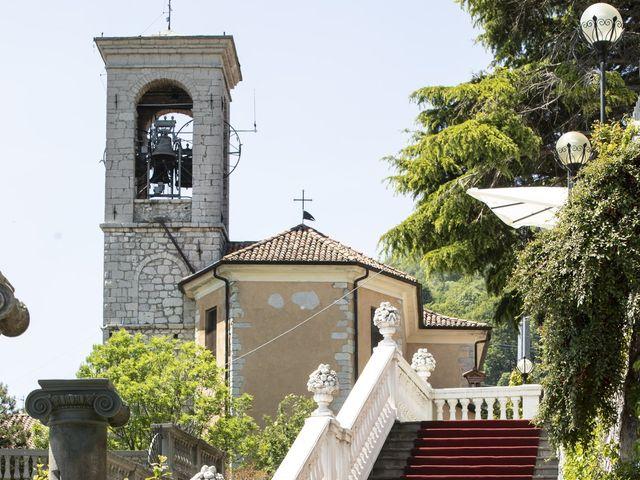 Il matrimonio di Ricccardo e Cristina a Almenno San Bartolomeo, Bergamo 15