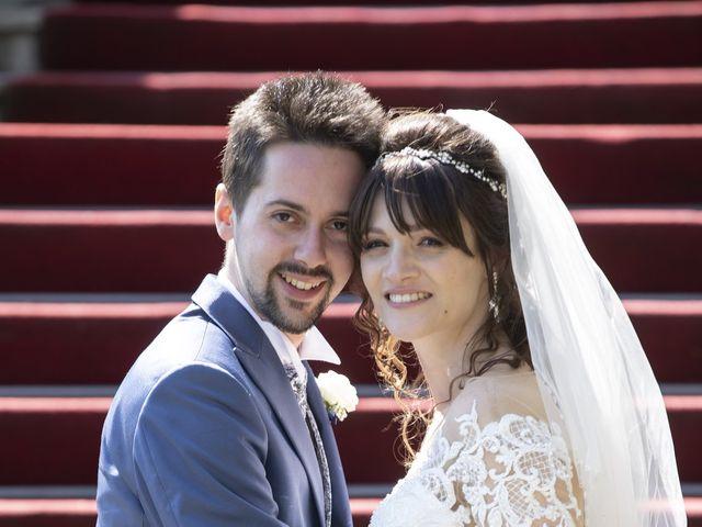 Il matrimonio di Ricccardo e Cristina a Almenno San Bartolomeo, Bergamo 16