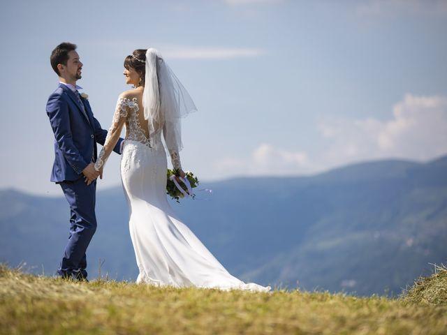 Il matrimonio di Ricccardo e Cristina a Almenno San Bartolomeo, Bergamo 18