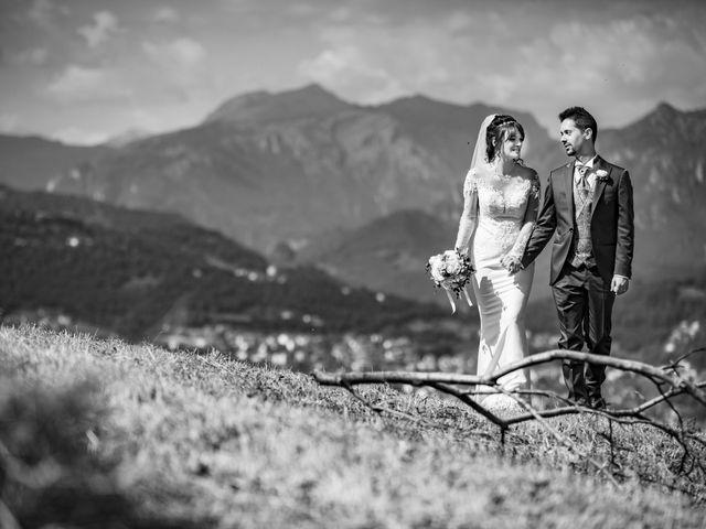 Il matrimonio di Ricccardo e Cristina a Almenno San Bartolomeo, Bergamo 22