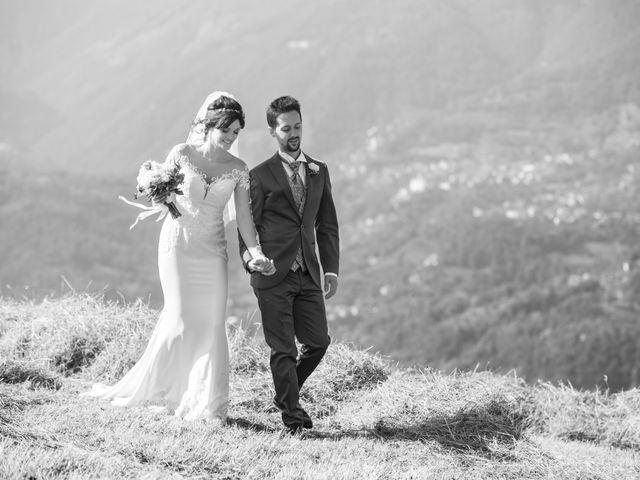 Il matrimonio di Ricccardo e Cristina a Almenno San Bartolomeo, Bergamo 23