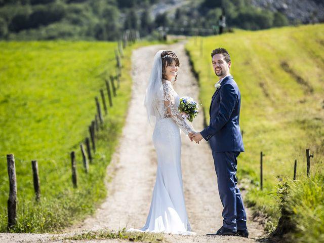 Il matrimonio di Ricccardo e Cristina a Almenno San Bartolomeo, Bergamo 27