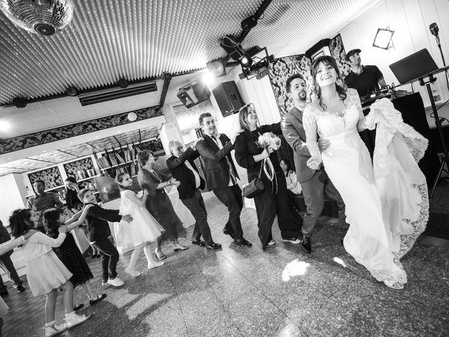 Il matrimonio di Ricccardo e Cristina a Almenno San Bartolomeo, Bergamo 31