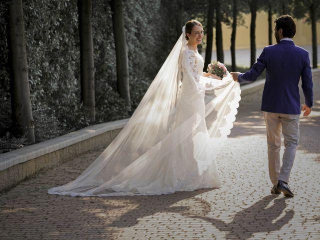 Il matrimonio di Gilberto e Letizia a Montichiari, Brescia 14