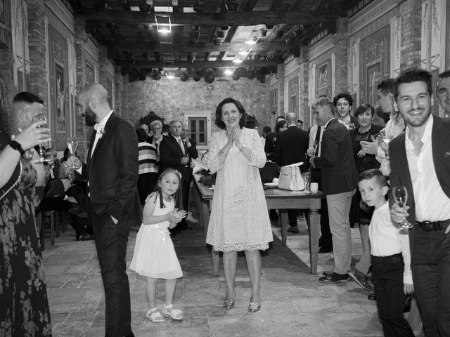 Il matrimonio di Gilberto e Letizia a Montichiari, Brescia 17