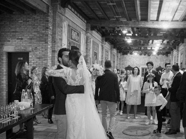 Il matrimonio di Gilberto e Letizia a Montichiari, Brescia 18