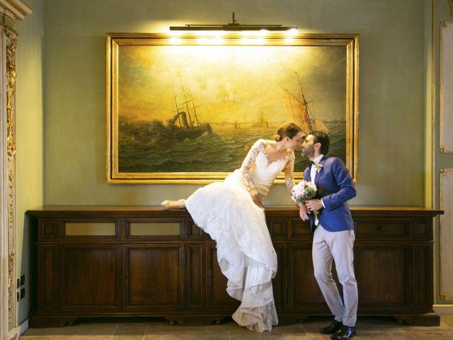 Le nozze di Letizia e Gilberto