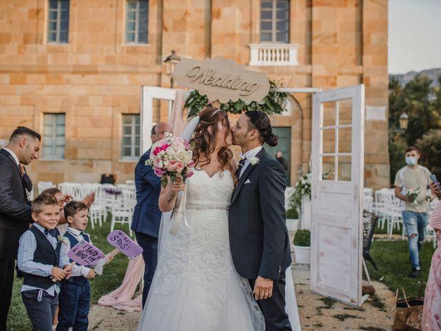 Il matrimonio di Dario e Alessia a Palermo, Palermo 34