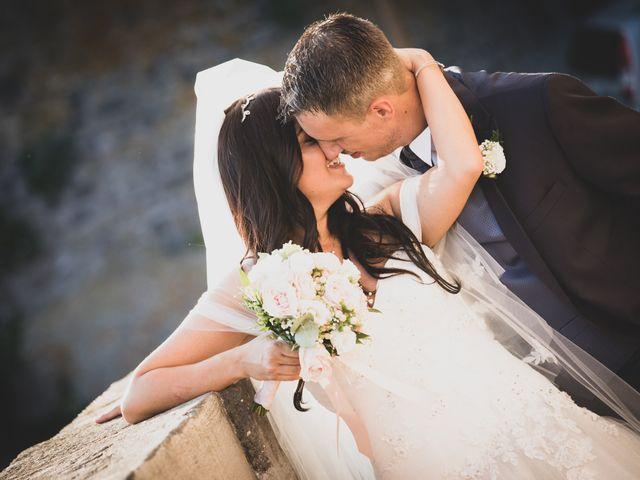 Il matrimonio di GiamPaolo e Francesca a Bracciano, Roma 1
