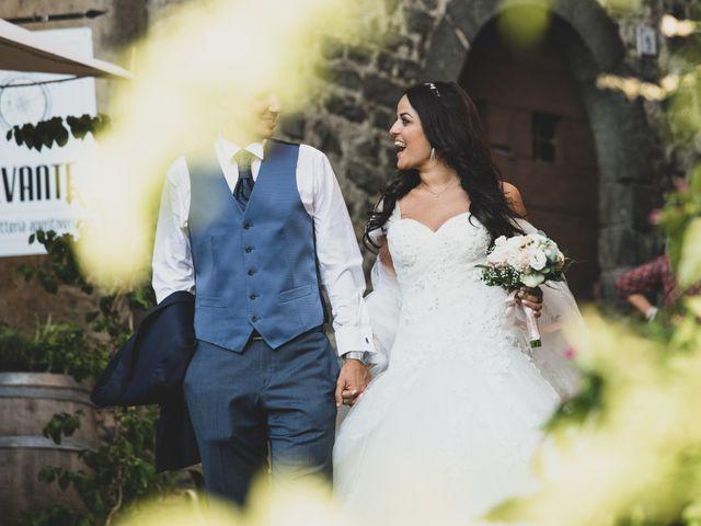 Il matrimonio di GiamPaolo e Francesca a Bracciano, Roma 4